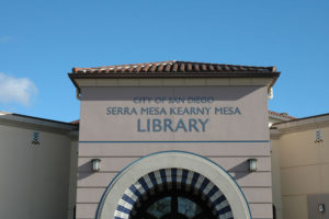Library Exterior